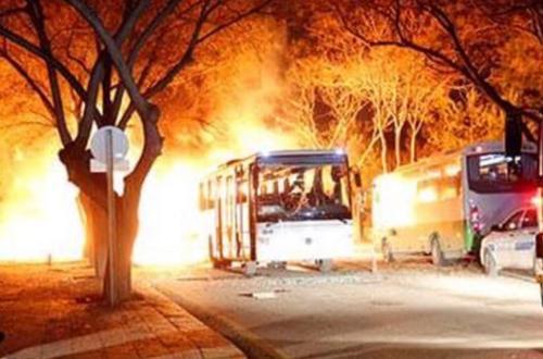 Ankara'daki terör saldırısı ile ilgili flaş gelişme!