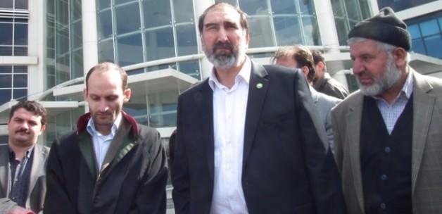 İhya Der başkanı; Aytaç Baran davasında tahliye