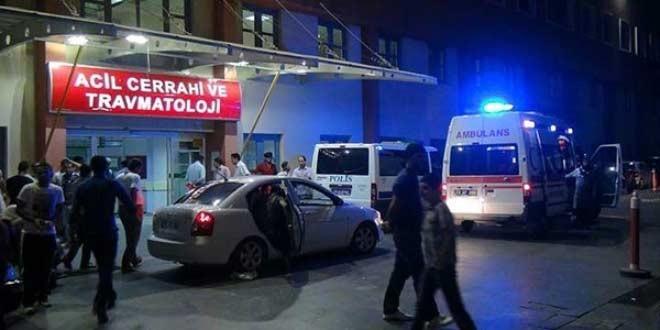 Diyarbakır'da facia gibi kaza! 7 ölü 16 yaralı!
