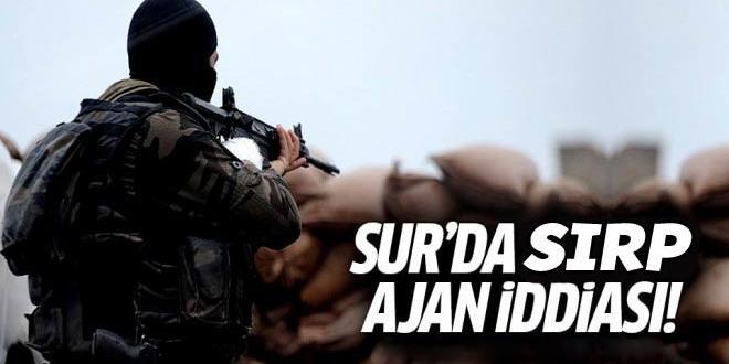 Diyarbakır'da Sırp ve İngiliz gözaltıları