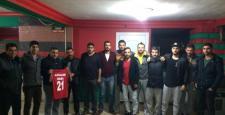 Diyarbekirspor Azrailler'i ziyaret etti