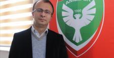 Ali Karakaş: Fenerbahçe karşısında tur atlamak istiyoruz
