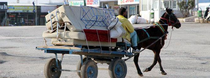 Vatandaş Nusaybin'den kaçıyor