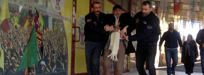 HDP'ye Kocaeli ve Adana'da operasyon