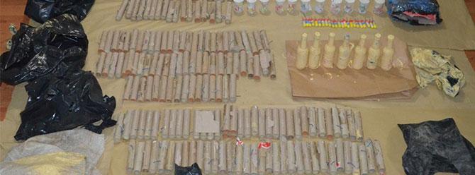 Muş'ta, YDG-H üyelerine operasyon düzenlendi