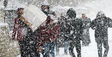 Kars ve Ağrı'da okulların yarı yıl tatili 1 gün uzadı