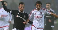 Beşiktaş'tan tek gol, 3 puan
