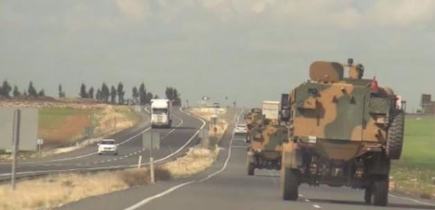 Mardin, Derik'te askeri hareketlilik yaşanıyor