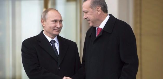 Rusya: Putin'in Erdoğan'dan haberi var