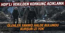 Sarıyıldız: Cizre'de olaylı bölgeye 30 ceset torbası girdi