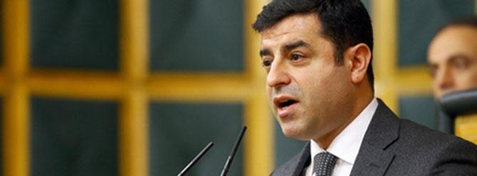 Selahattin Demirtaş'tan Uzlaşma Komisyonu açıklaması!