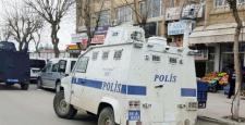 Siirt'te DBP binasına polis baskını yapıldı
