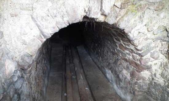 Sur ilçesinde 3 Tünel Girişi bulundu
