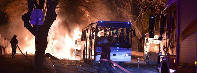 Patlamada yaralananlar hakkında bilgi için ALO 184'ü arayabilirsiniz