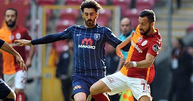 Galatasaray:3 M. Başakşehirspor:3