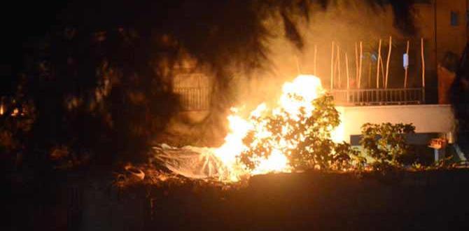 Mermer Jandarma Karakolu'na bombalı saldırı!