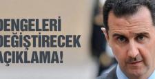 Beşar Esad'den, Türkiye'ye Cenevre eleştirisi