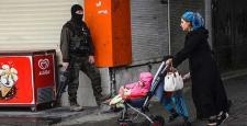Diyarbakır'ın; Bağlar ilçesinde çatışmalar devam ediyor