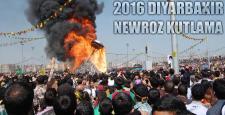 Diyarbakır'da Newroz sona erdi, işte resimler..