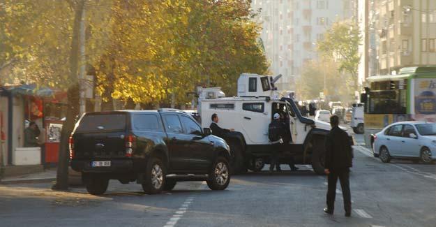 Diyarbakır'ın Bağlar ilçesinde 5 Kişi Gözaltına Alındı
