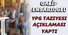 """Ensarioğlu: """"Taziyelere katılmak suç değildir"""" dedi"""