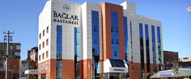 Özel Bağlar Hastanesi, çatışmalar nedeniyle kapatıldı