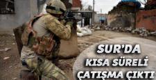 Sur'da kısa süreli çatışma; 2 Kişi öldürüldü