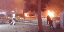 Ankara, Kızılay'da şiddetli patlama. Ölü ve yaralılar var
