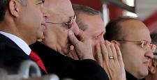 """Recep Tayyip Erdoğan, """"Dua"""" adlı şiirde ağladı"""