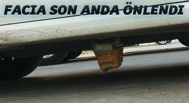 Diyarbakır'da : Polis aracının altına bomba yerleştirildi