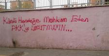 Diyarbakır'da vatandaşlar PKK'ya kızgın
