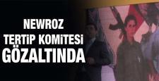 Diyarbakır: Newroz komitesinde bulunan 8 kişi gözaltında