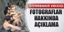 Sur'daki fotoğraflara ilişkin Valilik'ten açıklama