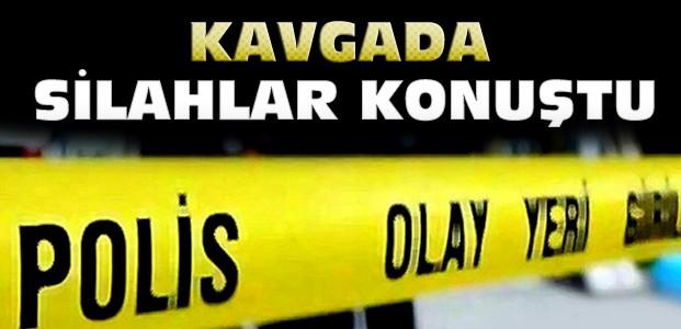 """Diyarbakır; Şehitlik semtinde """"Silahlı Kavga"""", 1 yaralı"""