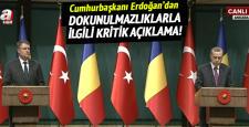 Erdoğan; Dokunulmazlıklar hakkında konuştu
