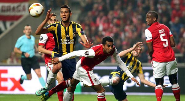 Fenerbahçe, Avrupa kupalarına veda etti