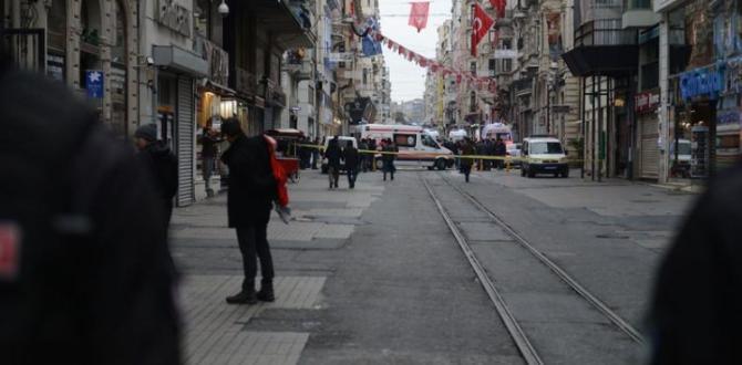 Fransa, İstanbulda yaşanan terör saldırısını kınadı