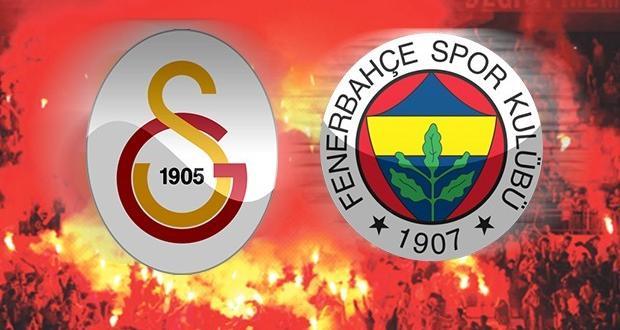 Galatasaray – Fenerbahçe, Dev Derbi Başlıyor !