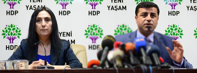 HDP, Adalet Bakanı hakkında gensoru önergesi verdi