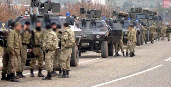 Şırnak'ın, İdil ilçesinde çatışma: 2 şehit, 3 yaralı