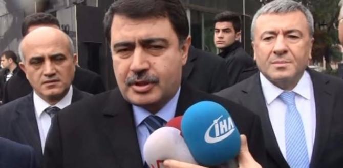 Vali; Vasip Şahin'den, bombalı saldırı sonrası açıklama