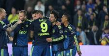 Fenerbahçe, kayserispor engelini rahat geçti. 1-0