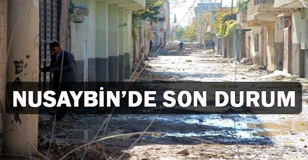 Mardin Valiliği, Nusaybin Bilançosunu Açıkladı