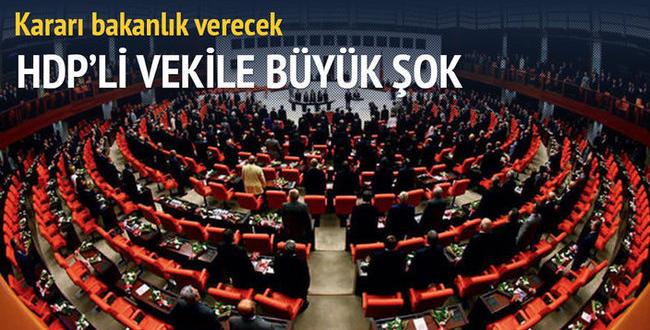 HDP: Van milletvekili hakkında şok fezleke çıkarıldı