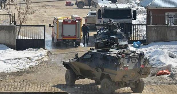 Şırnak'ta beklenen operasyon bu gece başladı