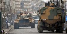 Diyarbakır'ın Sur ilçesinde, tanklar kışlalara çekildi