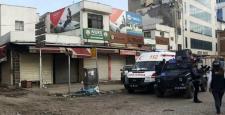 Sur'un yasaklı bölgesinden 11 kişi tahliye edildi