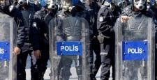 """22 bin polis'e """"Şark"""" görevi geldi"""