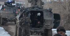 Hakkari'de operasyon hazırlıkları başladı