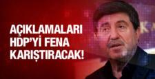 HDP'den Altan Tan'a 'uyarı' yapıldı
